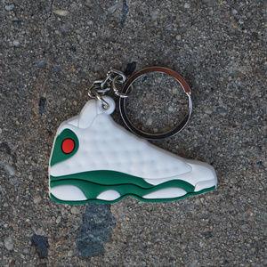 7a4a1fe89baf ... Nike Air Jordan Retro 13 Ray Allen Shoe Keychain ...